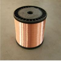 China new material cca copper clad aluminum on sale