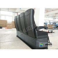 Quality Environment Friendly Big 4D Movie Theater 4DM Motion Chair Easy Installation wholesale