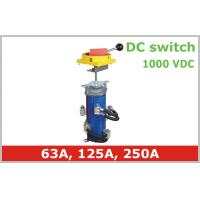 Quality Professional Isolator Power Selector Switch 250A 1000V DC Solar PV System wholesale