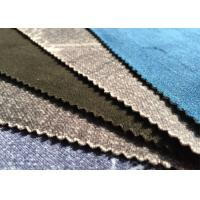 Quality Indigo 98.2 Cotton 1.8 Spandex Velveteen Fabric Durable Outdoor Fabric wholesale
