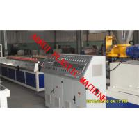 Quality WPC Settee / Couch Profile Extruder , Profile Machine for Pallet wholesale