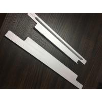 Quality 6061 T6 Aluminium Extrusion Profiles CNC Milling Matt Silver Anodized for Solar Bracket wholesale