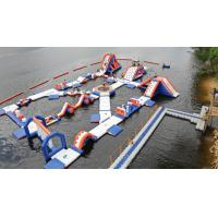 Quality Cambodia Water Games Inflatable Water Park Equipment For Kids and Adults wholesale