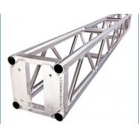 China Compact 6082 T6 Aluminum Stage Truss , Strength Aluminium Box Truss 520x760x1000 mm on sale