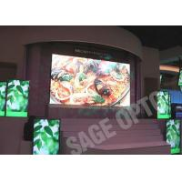 Quality Exhibition P3 Full Color Led Display Video Wall , Hd Led Screen Fixed Installation wholesale