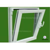 Two Way Opening Double Glazed Tempered Aluminium Tilt Turn Windows