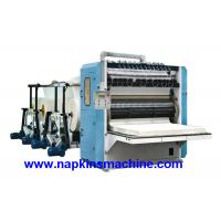Quality Embossing Printing Tissue Paper Cutting Machine Point To Nest Lamination wholesale