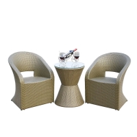 Quality SGS Round Rattan Side Table wholesale
