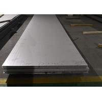 Quality 300 Series 321 Hot Rolled Stainless Steel Sheet 3-120mm Annealing Covers wholesale