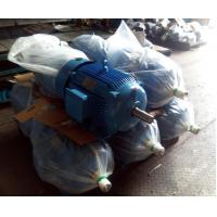 Quality High Efficiency Water Cooled Electric Motor 37KW 45KW For Textile Industry wholesale