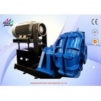 China 200ZJ-A60 Heavy Duty Slurry Transfer Pump , Centrifugal Slurry Pump For Ore Dressing on sale