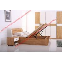 Quality Modern furniture by storage bed with Hydraulic rod wholesale