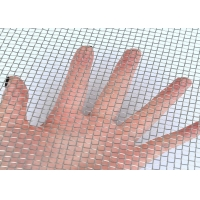 China 304 Stainless Steel Woven Wire Mesh 270 Mesh Compressed Knitted Wire Mesh on sale
