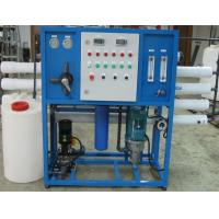 Quality High Efficient Seawater To Freshwater Machine , Seawater Desalination Equipment wholesale