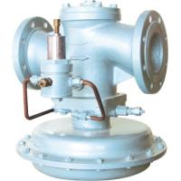 Quality Cast Iron High Pressure Gas Regulator Flange Connection For Non - Corrosive Gas wholesale