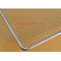 Quality Rectangle Wire Mesh Tray Stainless Steel 304 Dehydrator Drying wholesale