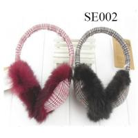 Quality Good style and high quality ear muffs SE002 head wear warm ear warmers ear cover wholesale