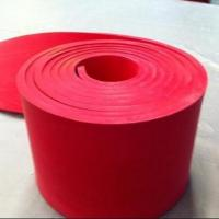Quality Heat and fuel resistant high pressure flexible soft colorful thin silicone rubber sheets wholesale