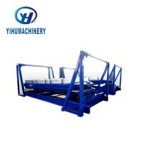 Quality Square Swing Powder Screening Equipment For Quartz Sand / Silica Sand wholesale