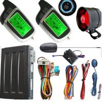 China 2 Way Smart Key System With Push Button Start , Alarm Automotive Security Systems on sale