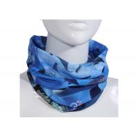 Quality Absorb Sweat  Neck Scarf For Soccer Player , Breathable Football Uv Protection  wholesale