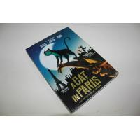 China wholesale disney A Cat in Paris dvd,movie supplier wholesaler on sale