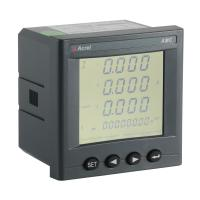China Acrel 300286.SZ AMC96-E4/KC 96*96mm CE 3P4W multifunction harmonic electrical digital energy meter with lcd display on sale