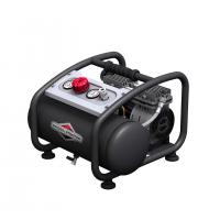 Quality Qpt Briggs And Stratton 3 Gallon Air Compressor 12 Liters With 1 Ball Valve wholesale