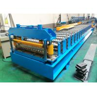 Quality Galvanized Roofing Corrugated Sheet Roll Forming Machine CE Certificated wholesale