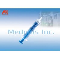 China Medical Single Low Resistance Injector For Anesthesia Department on sale