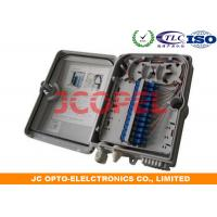 Quality FTTH Wall Mounted Fiber Optic Distribution Frame ODF Unit Box Fiber To The Home wholesale