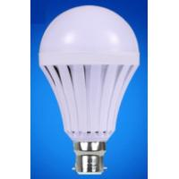 Quality 15 W PP material Emergency LED Rechargeable Bulb AC Power built in Li battery wholesale