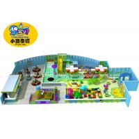 Quality Children soft play area game Soft Indoor Playground Equipments for mall wholesale