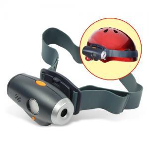 Quality 32GB 30fps HD Helmet Waterproof Sport Action Camera with CMOS 130 Pixels wholesale