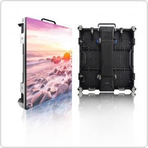 Slim Rental Indoor LED Screen 1R1G1B Customize Pixel 576*576mm Energy Saving