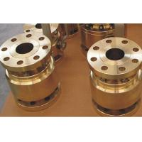 Quality FB RB Floating Ball Valve BB Nickel Aluminum Bronze Split Body For Sea Water wholesale