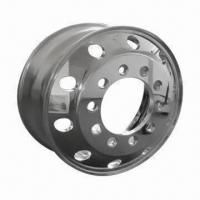 China Alloy aluminum wheel with good quality on sale
