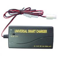 Quality 7 - 8 Cells Lithium Polymer Battery Charger With Switch 33.6V And 29.4V wholesale