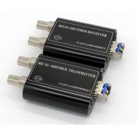 Buy cheap Broadcast Hight-quality Mini 3G-SDI to fiber converter,support SMPTE424M,292M,259M product