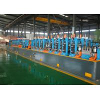 Quality Durable High Precision Tube Mill , ERW Pipe Machine 30-100m/Min Speed wholesale