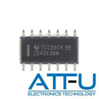 Quality Dual Channel D Type Flip Flop CMOS Integrated Circuits , Programming IC Chips CD4013BM96 wholesale