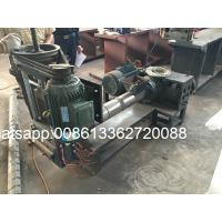 Cheap Rotary Cutter Plastic Recycling Machine , 60Kw Plastic Granulator Machine for sale