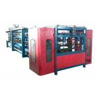 China Roof / Wall Sandwich Panel Forming Machine Customized Length Speed 8-10 M/Min on sale
