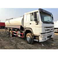 Quality 11 Wheels 371HP Water Liquid Tank Truck Construction Use For Civil Construction wholesale