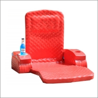 China Cute Thick Closed Cell Foam Pool Floats Large Load Capacity With Cup Holders on sale