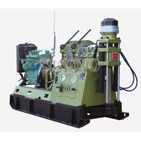 Cheap Geological Spindle Type Core Drilling Rig , High Speed Hydraulic System for sale