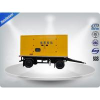 Quality 750Kva 50 Hz 3 Phase Silent Trailer Mounted Generator With Mecc - Alte Alternator wholesale