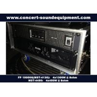Quality FP 10000Q Class TD Audio Systems for Churches , High Power wholesale