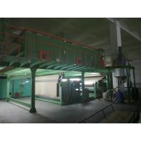Quality Arkamin And Wilton Machine Woven Rugs Coating / Stentering Production Line wholesale