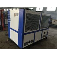 109kw/30TONS Scroll Compressor Air Cooled Water Chiller Industrial Chiller
